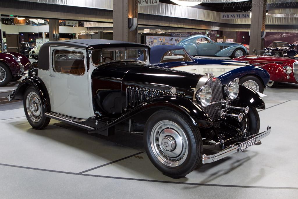 Bugatti Type 50S Million Guiet Coupe - Chassis: 50117  - Mullin Automotive Museum