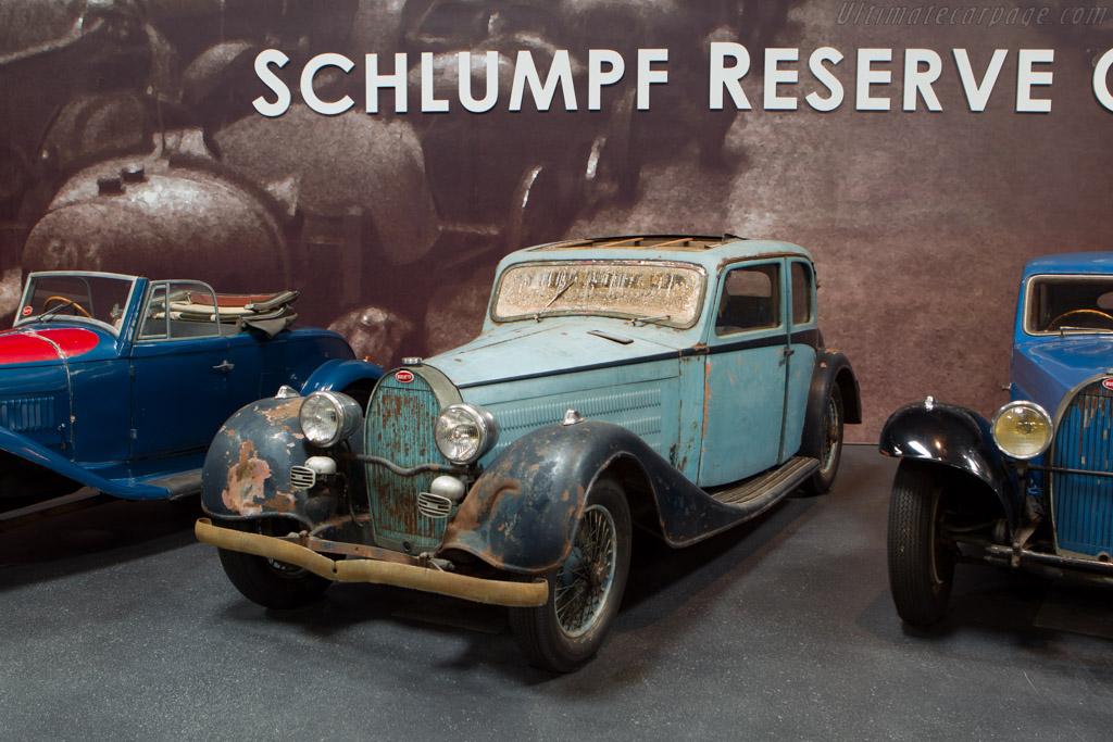 Bugatti Type 57 Galibier - Chassis: 57338   - Mullin Automotive Museum