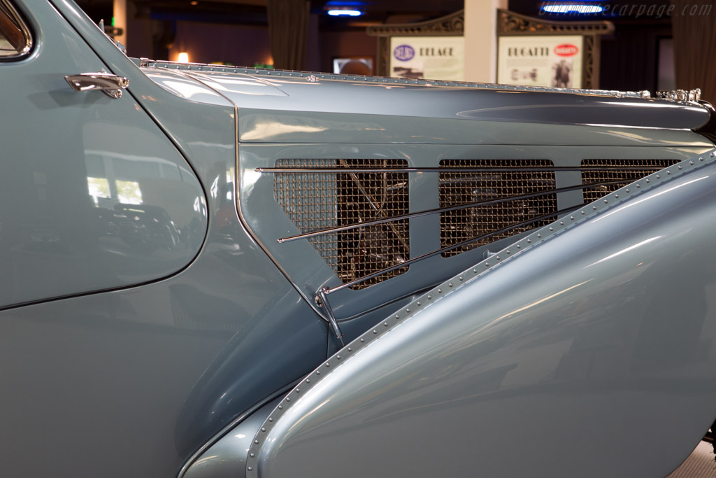 Bugatti Type 57 SC Atlantic - Chassis: 57374   - Mullin Automotive Museum