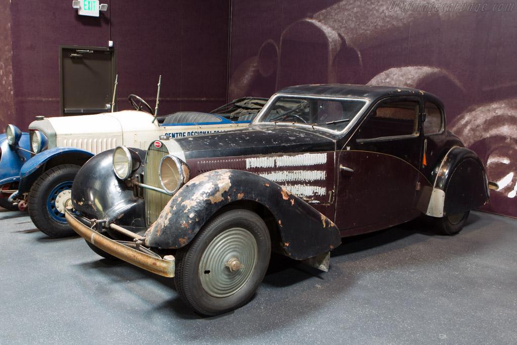Bugatti Type 57 Ventoux - Chassis: 57377   - Mullin Automotive Museum