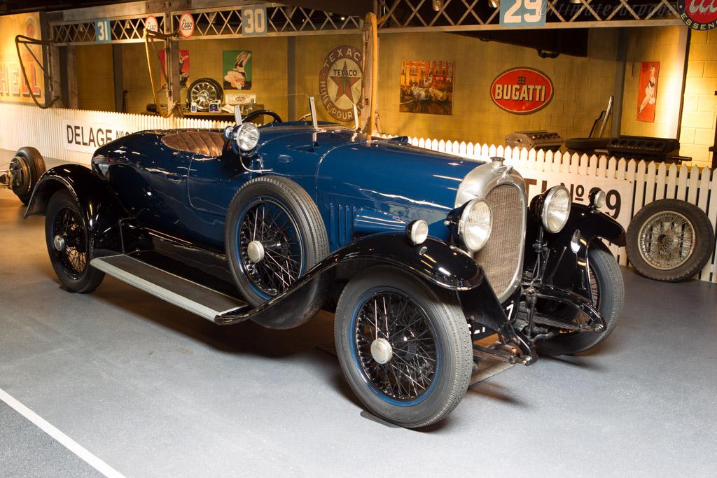 Chenard & Walcker Roadster - Chassis: 11544   - Mullin Automotive Museum