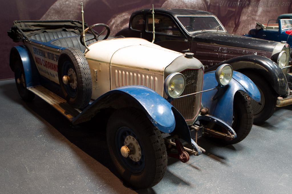 De Dion Bouton TKS Torpedo - Chassis: 37   - Mullin Automotive Museum