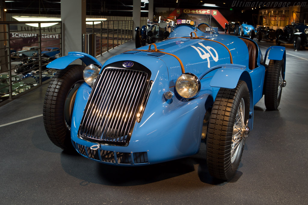 Delage D6 Grand Prix - Chassis: 880004   - Mullin Automotive Museum