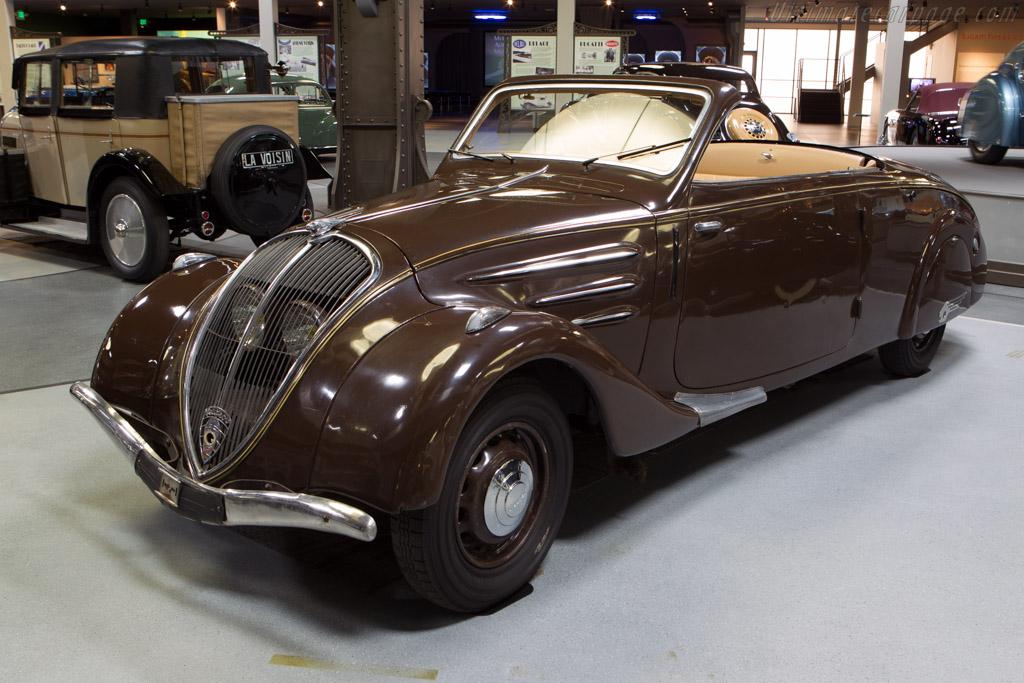 Peugeot 402L Cabriolet - Chassis: 616787   - Mullin Automotive Museum