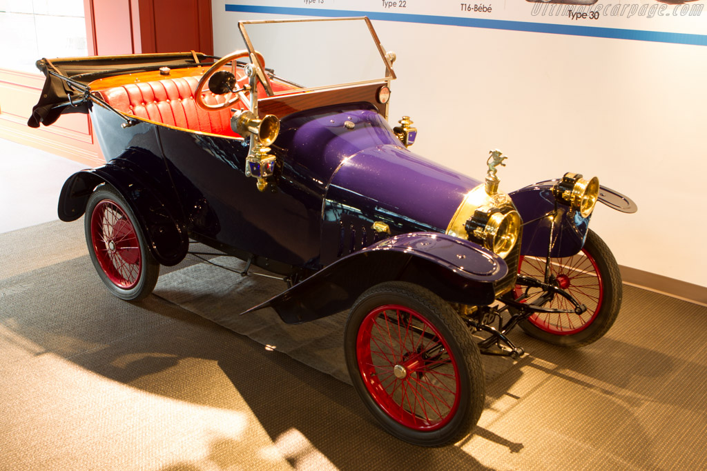 Peugeot Bebe Cabriolet - Chassis: 10252   - Mullin Automotive Museum