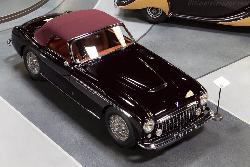 Talbot Lago T26 GS Stabilimenti Farina Cabriolet - Chassis: 110160   - Mullin Automotive Museum