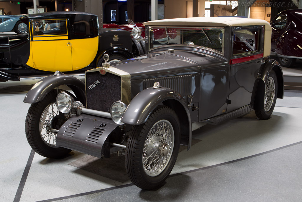 Tracta D2 Ringlet Faux Cabriolet - Chassis: 533   - Mullin Automotive Museum