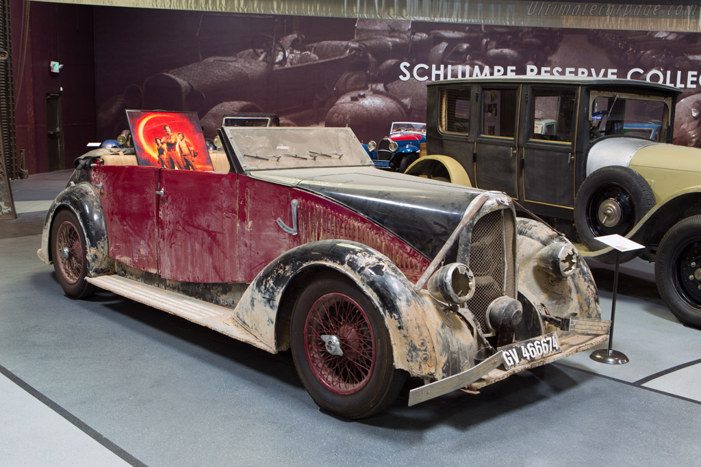Voisin C28 Sahara - Chassis: N/A   - Mullin Automotive Museum