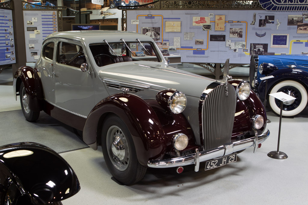 Voisin C30S Coupe - Chassis: 60026   - Mullin Automotive Museum