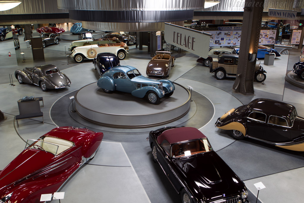 Welcome To The Mullin Automotive Museum Mullin