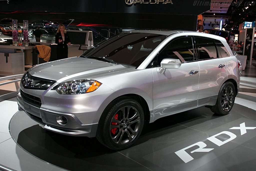 Acura RDX Concept    - 2006 North American International Auto Show (NAIAS)