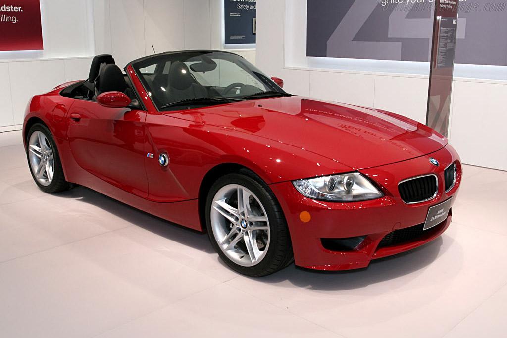 BMW Z4 M    - 2006 North American International Auto Show (NAIAS)