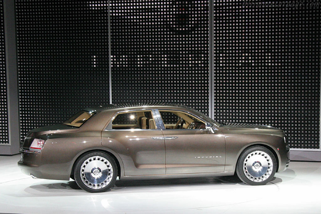 Chrysler Imperial Concept    - 2006 North American International Auto Show (NAIAS)
