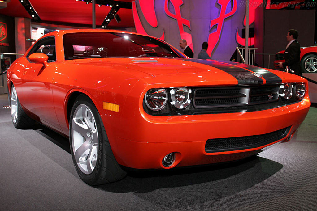 Dodge Challenger Concept 2006 North American