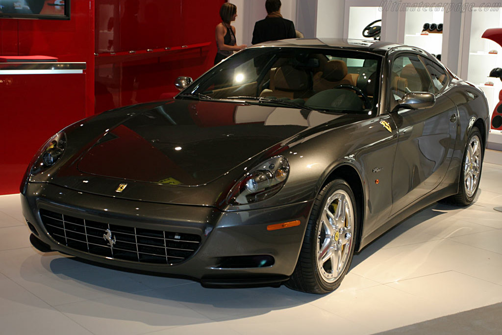 Ferrari 612 Scaglietti    - 2006 North American International Auto Show (NAIAS)