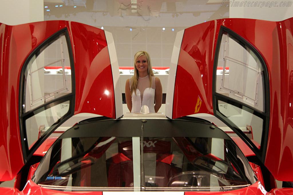 Ferrari FXX    - 2006 North American International Auto Show (NAIAS)