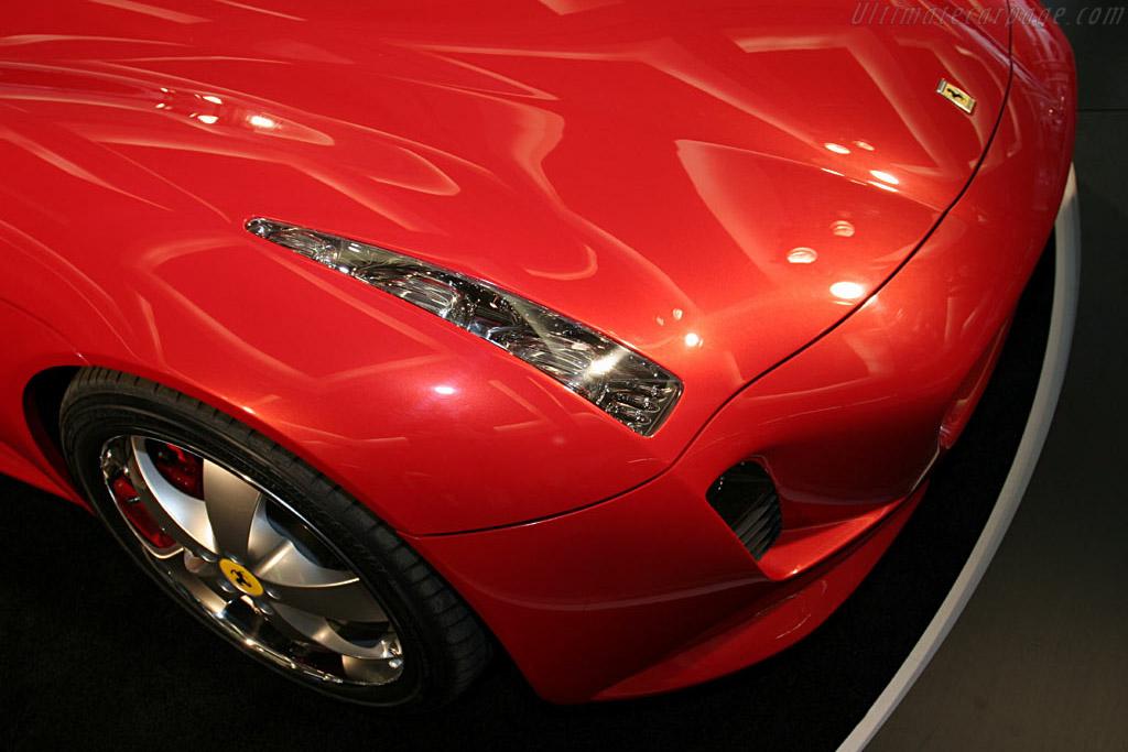 Ferrari GG50    - 2006 North American International Auto Show (NAIAS)