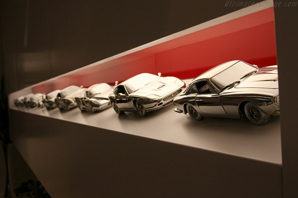 Ferrari family    - 2006 North American International Auto Show (NAIAS)