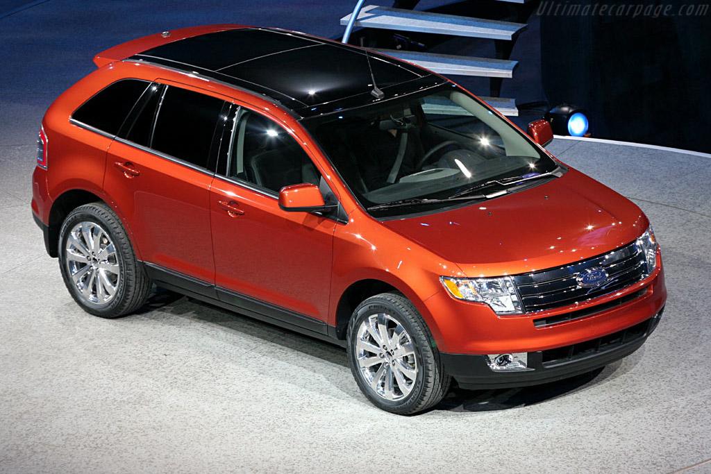 Ford Edge    - 2006 North American International Auto Show (NAIAS)