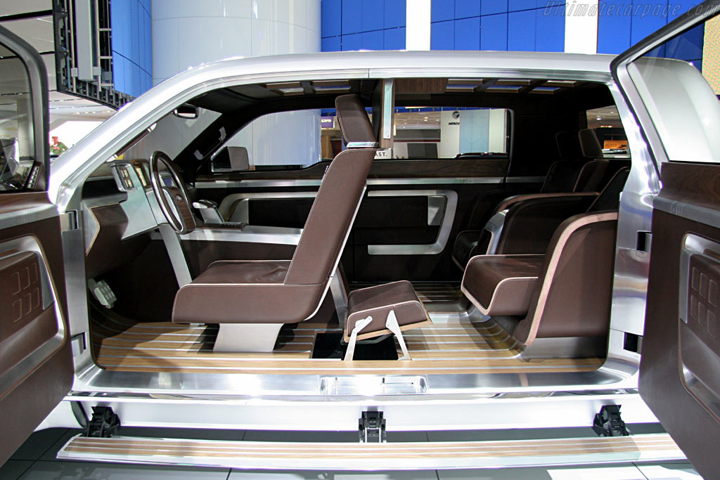 Ford F250 Super Chief Concept - 2006 North American ...