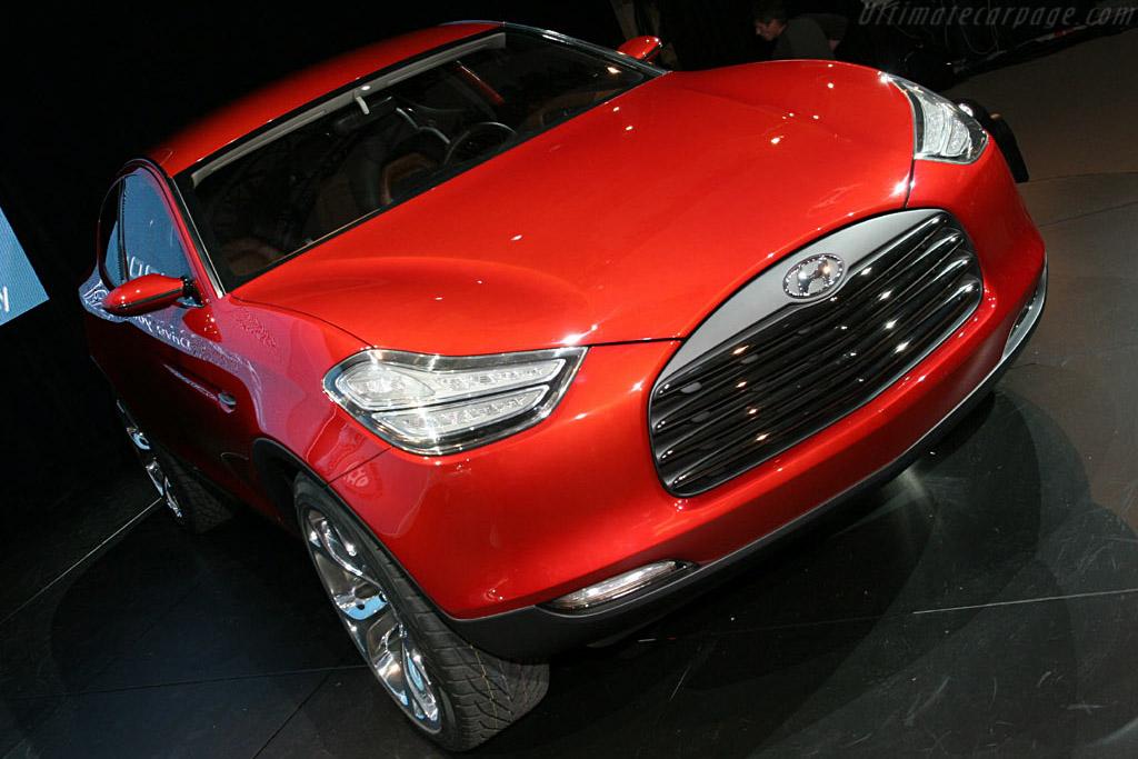 Hyundai HCD9 Talus    - 2006 North American International Auto Show (NAIAS)