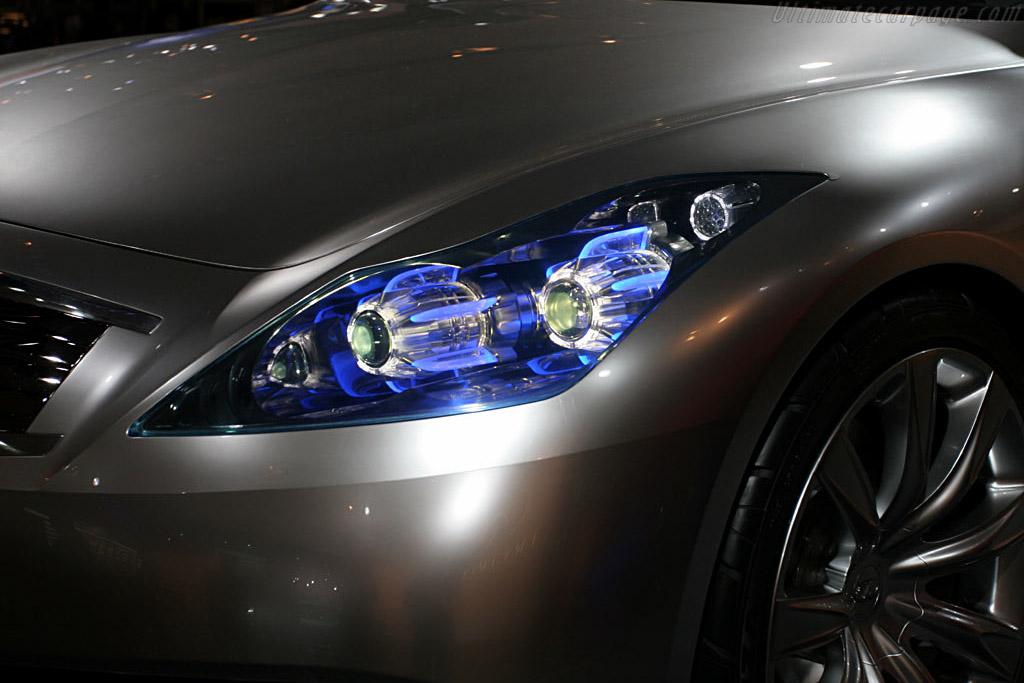 Infiniti Coupe Concept 2006 North American International Auto Show