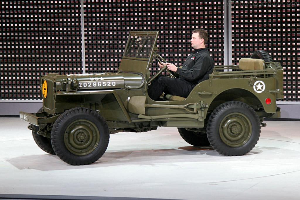 Jeep Wrangler    - 2006 North American International Auto Show (NAIAS)