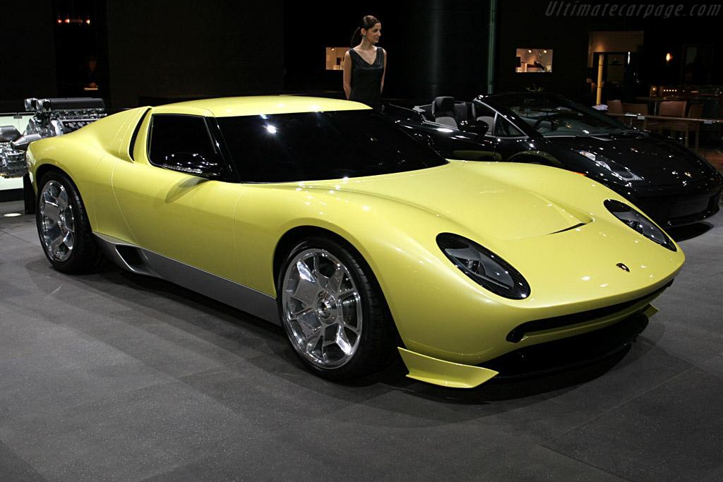 Lamborghini Miura Concept    - 2006 North American International Auto Show (NAIAS)
