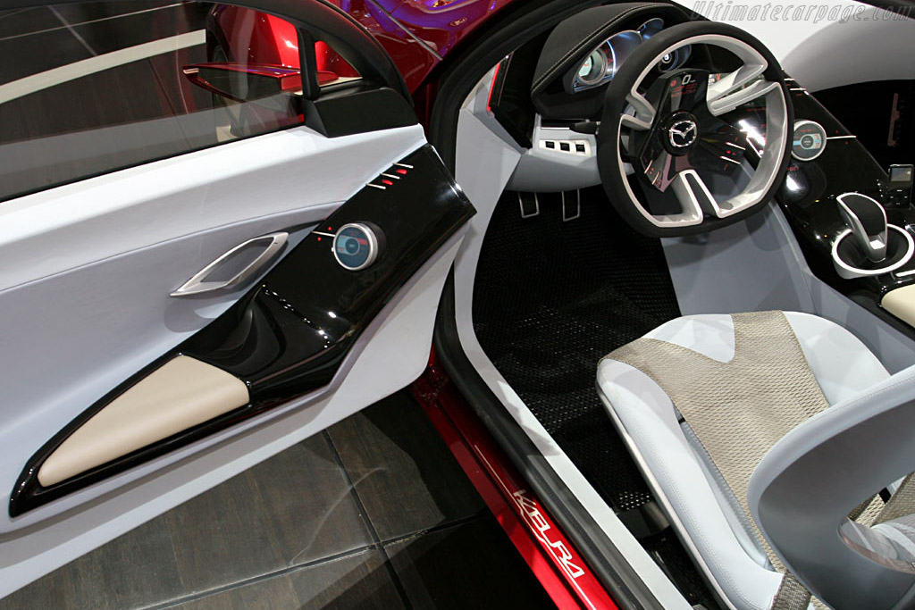 Mazda Kabura Concept    - 2006 North American International Auto Show (NAIAS)