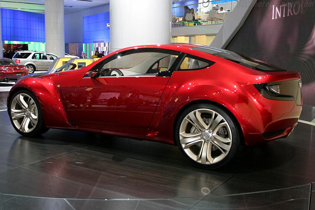 Mazda Kabura Concept    - 2006 North American International Auto Show (NAIAS)