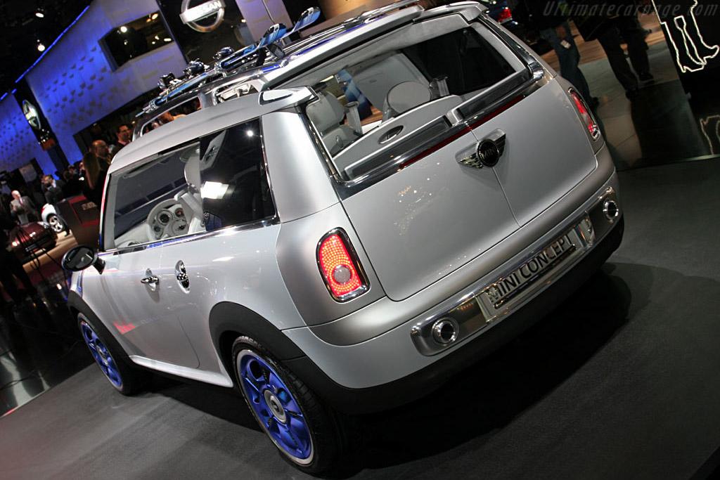 Mini Traveller Detroit Concept    - 2006 North American International Auto Show (NAIAS)