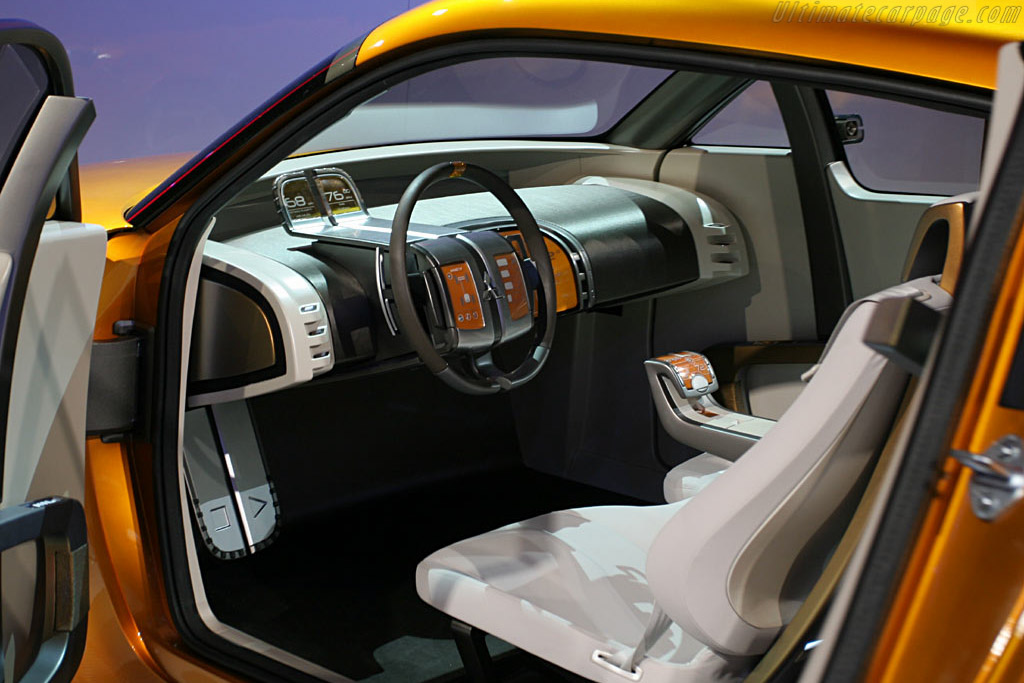 Mitsubishi CT-Concept MIEV    - 2006 North American International Auto Show (NAIAS)