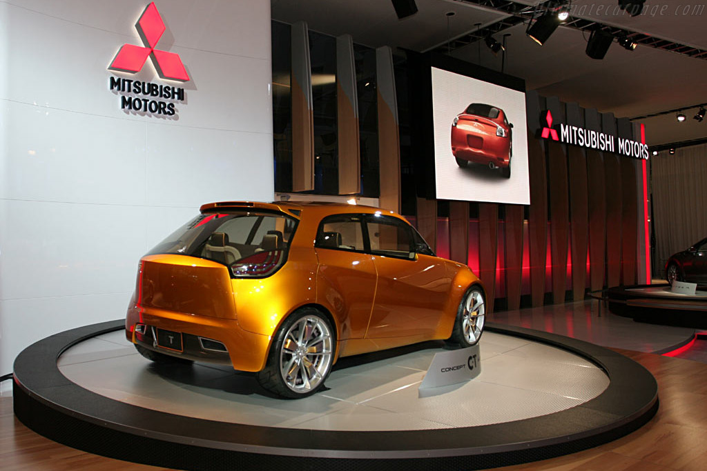 Mitsubishi CT-Concept MIEV    - 2006 North American International Auto Show (NAIAS)