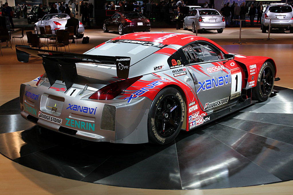 Nissan Z Super GT    - 2006 North American International Auto Show (NAIAS)