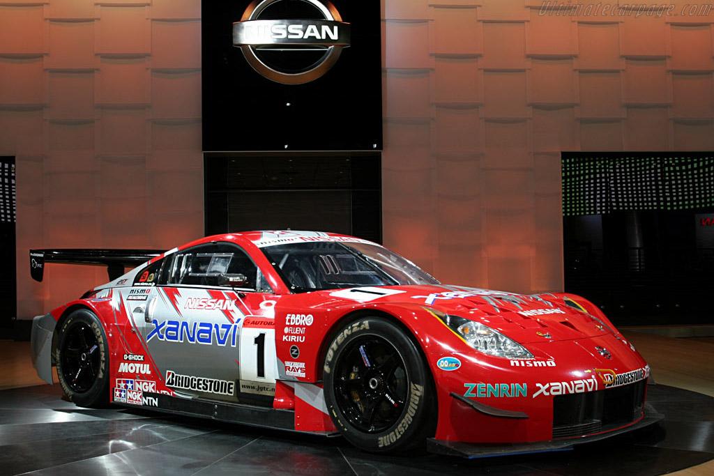 Nissan Z Super GT    - 2006 North American International Auto Show (NAIAS)