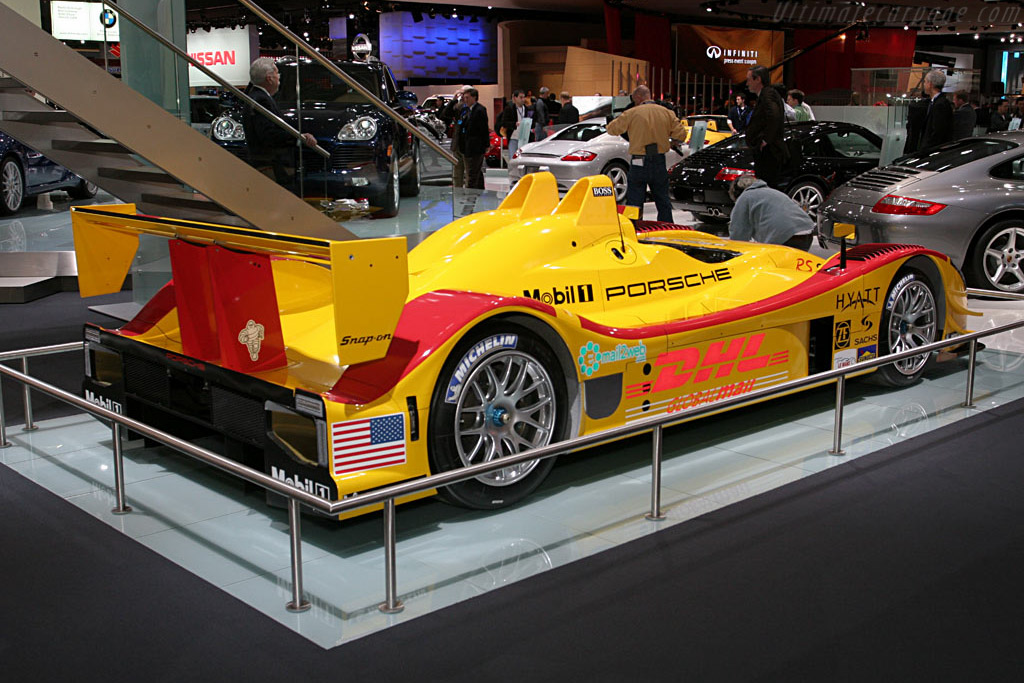 Porsche RS Spyder    - 2006 North American International Auto Show (NAIAS)