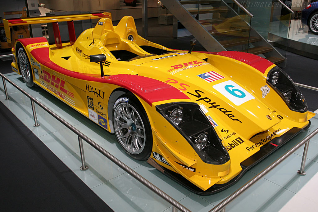 Porsche RS Spyder    - 2006 North American International Auto Show (NAIAS)