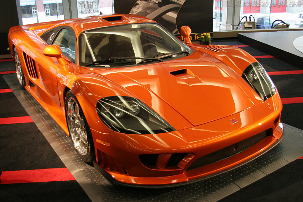 Saleen S7 Twin Turbo    - 2006 North American International Auto Show (NAIAS)