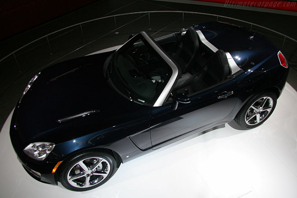Saturn Sky Convertible    - 2006 North American International Auto Show (NAIAS)