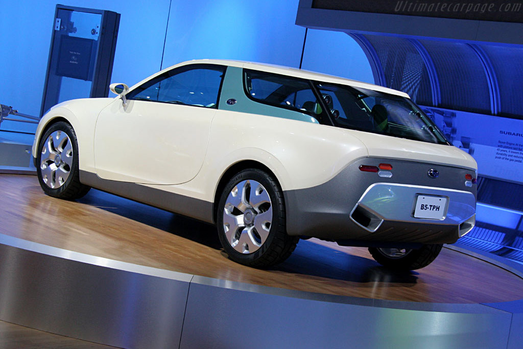 Subaru B5-TPH Concept    - 2006 North American International Auto Show (NAIAS)