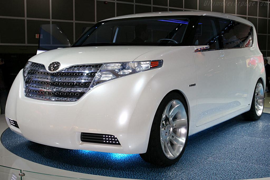Toyota F3R Concept    - 2006 North American International Auto Show (NAIAS)