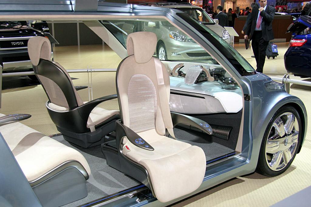 Toyota Fine-T Concept    - 2006 North American International Auto Show (NAIAS)