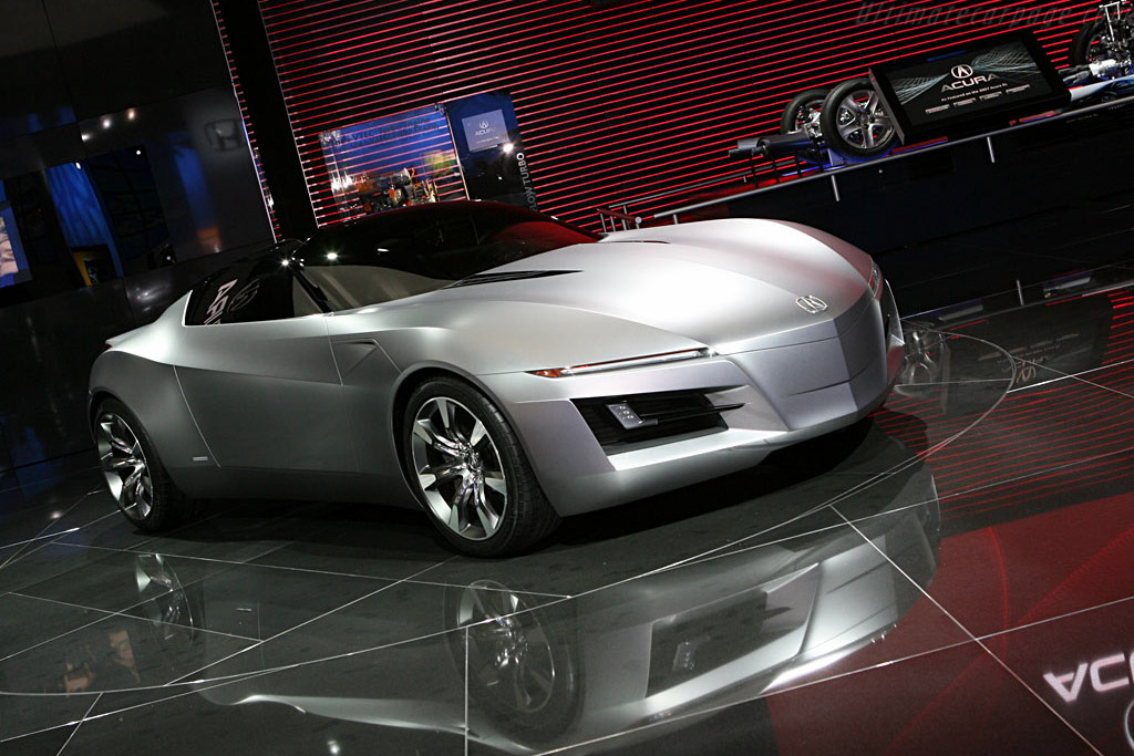 Acura Advanced Sports Car Concept    - 2007 North American International Auto Show (NAIAS)