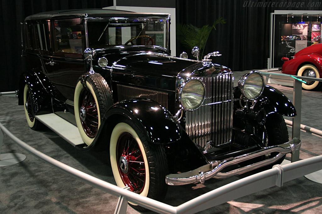 America's Car Museum Display    - 2007 North American International Auto Show (NAIAS)