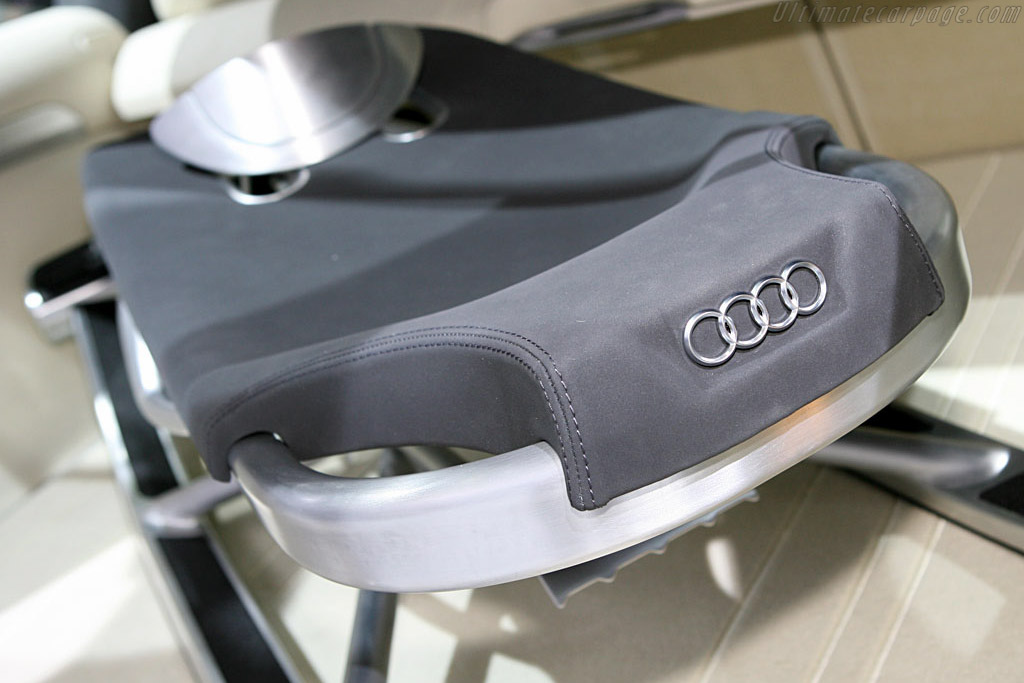 Audi Q7 V12 TDI Concept    - 2007 North American International Auto Show (NAIAS)