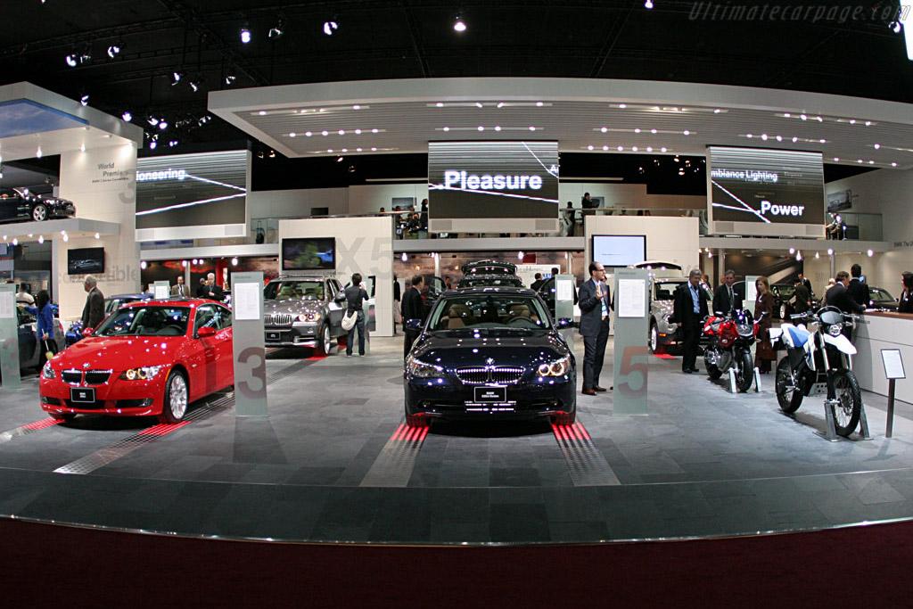 BMW    - 2007 North American International Auto Show (NAIAS)