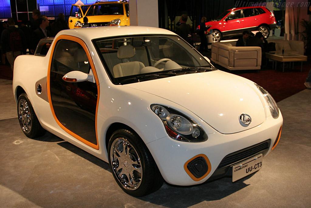 Changfeng    - 2007 North American International Auto Show (NAIAS)