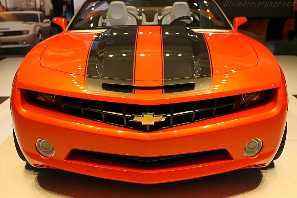 Chevrolet Camaro Concept    - 2007 North American International Auto Show (NAIAS)