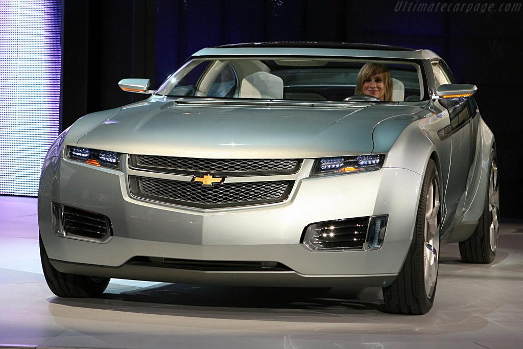 Chevrolet Volt Concept    - 2007 North American International Auto Show (NAIAS)