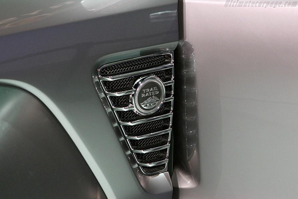 Chrysler Nassau Concept    - 2007 North American International Auto Show (NAIAS)